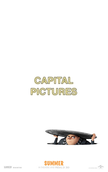 Despicable Me 3 (2017)<br /> POSTER ART<br /> *Filmstill - Editorial Use Only*<br /> FSN-K<br /> Image supplied by FilmStills.net