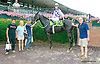 With Expression winning at Delaware Park on 7/27/15