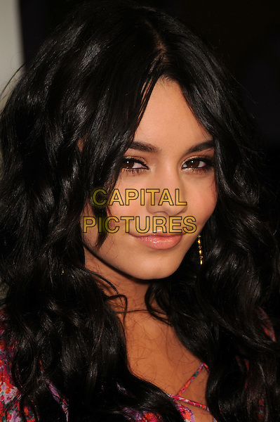 "VANESSA HUDGENS.""Watchmen"" Los Angeles Premiere at Grauman's Chinese Theatre, Hollywood, CA, USA, 2nd March 2009..portrait headshot long wavy hair down  gold eyeshadow make-up lipgloss.CAP/ADM/BP.©Byron Purvis/Admedia/Capital PIctures"