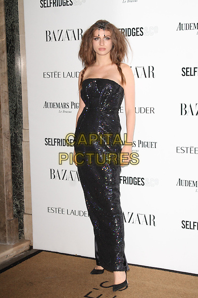 LONDON, ENGLAND - NOVEMBER 05: Tali Lennox attends the Harper's Bazaar Women of the Year Awards 2013, Claridge's Hotel on November 05, 2013 in London, England, UK.<br /> CAP/ROS<br /> &copy;Steve Ross/Capital Pictures