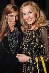 Melissa Mithoff and Kimberly DeLape at a cocktail party at the home of Becca Cason Thrash featuring a trunk show from Christos Garkinos, owner of the L.A. boutique Decadestwo Wednesday April 21,2010.. (Dave Rossman Photo)