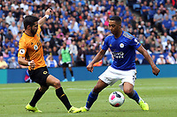 Youri Tielemans of Leicester City during Leicester City vs Wolverhampton Wanderers, Premier League Football at the King Power Stadium on 11th August 2019