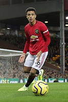 Mason Greenwood of Manchester United during the Premier League match between Norwich City and Manchester United at Carrow Road on October 27th 2019 in Norwich, England. (Photo by Matt Bradshaw/phcimages.com)<br /> Foto PHC/Insidefoto <br /> ITALY ONLY