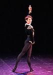 English National Ballet. Emerging Dancer competition 2013. Queen Elizabeth Hall. Ken Sarahashi.