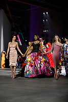 Bella Hadid, Naomi Campbell, Natalia Vodianova <br /> the Runway at Fashion for Relief Cannes 2018 during the 71st annual Cannes Film Festival at Aeroport Cannes Mandelieu on May 13, 2018 in Cannes, France.<br /> CAP/GOL<br /> &copy;GOL/Capital Pictures
