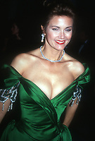 Linda Carter<br /> 1990<br /> Photo By John Barrett/CelebrityArchaeology.com