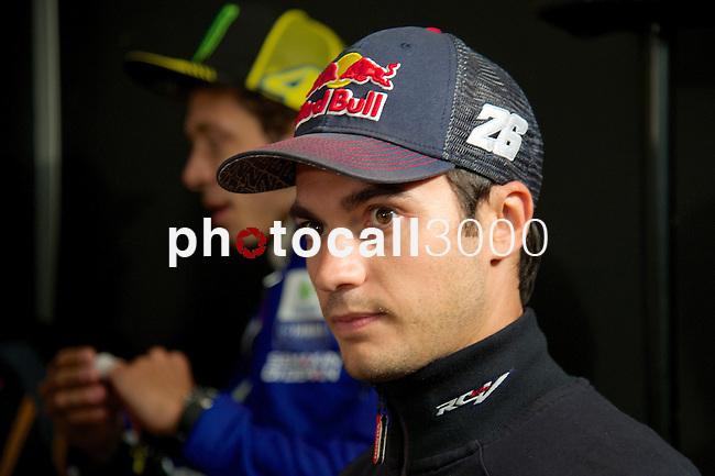 hertz british grand prix during the world championship 2014.<br /> Silverstone, england<br /> August 28, 2014. <br /> dani pedrosa<br /> PHOTOCALL3000/ RME