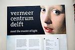 Vermeer centre museum, Delft, Netherlands