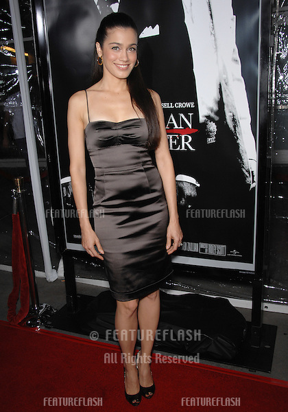 "Lymari Nadal at an industry screening for her new movie ""American Gangster"" at the Arclight Theatre, Hollywood..October 30, 2007  Los Angeles, CA.Picture: Paul Smith / Featureflash"