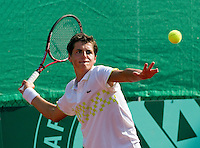 14-08-10, Hillegom, Tennis,  NJK 12 tm 18 jaar, Moos Sporken