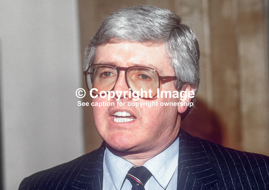 John Lavery, MD, Guinness (NI) Limited, February 1986, 19860200JL/C<br />