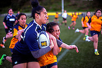 150625 College Rugby - Wellington East Girls' College v St Catherine's College