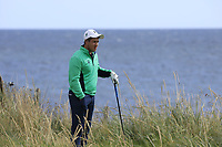 Charlie Denvir of Ireland during Day 3 of the Boys' Home Internationals played at Royal Dornoch Golf Club, Dornoch, Sutherland, Scotland. 09/08/2018<br /> Picture: Golffile | Phil Inglis<br /> <br /> All photo usage must carry mandatory copyright credit (&copy; Golffile | Phil Inglis)