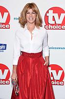 Kate Garaway<br /> at the TV Choice Awards 2018, Dorchester Hotel, London<br /> <br /> ©Ash Knotek  D3428  10/09/2018