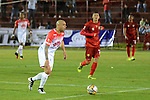 Independiente Santa Fe venció como local 4-0 a Rionegro Águilas. Fecha 16 Liga Águila II-2016.