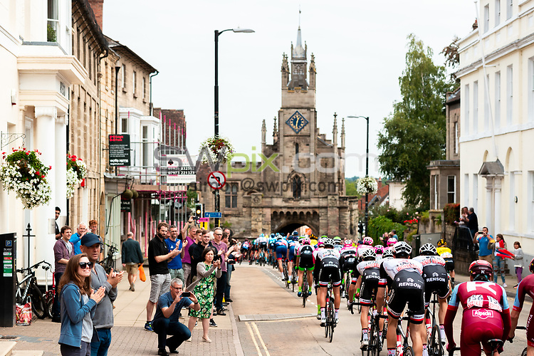 Picture by Alex Whitehead/SWpix.com - 05/09/2018 - Cycling - OVO Energy Tour of Britain - Stage 4: Nuneaton to Royal Leamington Spa - Warwick.