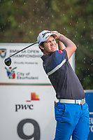 Ricardo Gouveia (POR) during the 2nd round of the BMW SA Open hosted by the City of Ekurhulemi, Gauteng, South Africa. 12/01/2017<br /> Picture: Golffile | Tyrone Winfield<br /> <br /> <br /> All photo usage must carry mandatory copyright credit (&copy; Golffile | Tyrone Winfield)