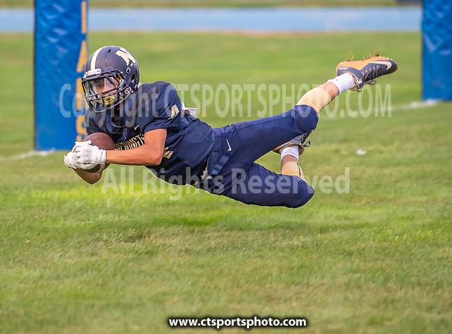 Amistad @ Newington Varsity Football 2018
