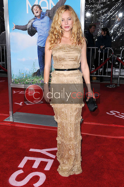 Bijou Phillips <br /> at the Los Angeles Premiere of 'Yes Man'. Mann VIllage Theater, Westwood, CA. 12-17-08<br /> Dave Edwards/DailyCeleb.com 818-249-4998