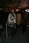 Michelle Thomas attend Mercedes-Benz NY Fall 2011 Fashion Week at Lincoln Center, NY 2/15/11