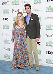 Majandra Delfino AND David Walton<br />  attends The 2014 Film Independent Spirit Awards held at Santa Monica Beach in Santa Monica, California on March 01,2014                                                                               © 2014 Hollywood Press Agency