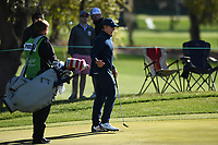 Matthew Fitzpatrick during the 2nd round of the Valspar Championship,Innisbrook Resort and Golf Club (Copperhead), Palm Harbor, Florida, USA. 3/9/18<br /> Picture: Golffile   Dalton Hamm<br /> <br /> <br /> All photo usage must carry mandatory copyright credit (&copy; Golffile   Dalton Hamm)