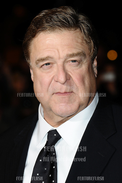 """John Goodman at the premiere for """"Argo"""" being shown as part of the London Film Festival 2012, Odeon Leicester Square, London 17/10/2012 Picture by: Steve Vas / Featureflash"""