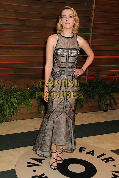 02 March 2014 - West Hollywood, California - Jena Malone. 2014 Vanity Fair Oscar Party following the 86th Academy Awards held at Sunset Plaza.  <br /> CAP/ADM/BP<br /> &copy;Byron Purvis/AdMedia/Capital Pictures