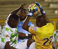 Boyacá Chicó vs Jaguares de Córdoba , 8,11,2015. LA II_2015
