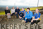 "Front l-r  John O'Connor, Michael Herlihy and Tom Lyons. Back l-r  Tom Herlihy, Ballymac Chairperson, Joanne Riordan, Event Co-Ordinator and Tom Leen, Club President Launching ""Bewildered"" Wilderness Challenge in aid of Ballymac GAA, which wild be held on 30th of April"