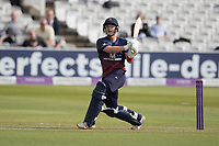 Rob Jones of Lancashire CCC pulls a short delivery through mid wicket during Middlesex vs Lancashire, Royal London One-Day Cup Cricket at Lord's Cricket Ground on 10th May 2019