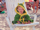 Interlitho, CHILDREN, photos, child, chair, beach(KL15978,#K#)