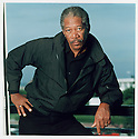 Morgan Freeman.<br /> Com&eacute;dien.