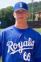 John Lamb #66 of the Burlington Royals at Howard Johnson Stadium June 27, 2009 in Johnson City, Tennessee. (Photo by Brian Westerholt / Four Seam Images)