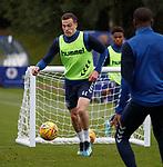 30.08.2019 Rangers training: George Edmundson