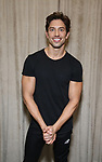 Nick Adams during the rehearsal for 'And The World Goes 'Round' - The Abingdon Theatre Company's 25th Anniversary Gala at the Pearl Studios on October 16, 2017 in New York City.