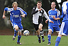 Bisterne United beat Ferndown Sports 4-2 in league 2 at the King George Playing fields 2nd April 2011..