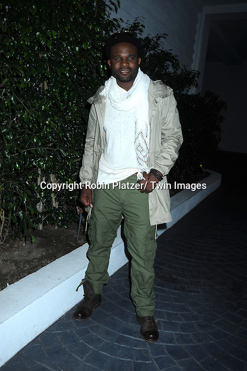 Darius McCraryattending the Television Academy's Daytime Programming Peer Group presents a cocktail reception in honor of the 2011 Daytime Emmy Awards Nominees on June 16, 2011 .at The SLS Hotel at Beverly Hills in California.