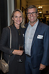 Jodie and James Snell at the Greenbank 21 Year Reunion - Current and Past Parents, The Northern Club, Auckland, New Zealand,  Friday, August 04, 2017.Photo: David Rowland / One-Image.com for BW Media
