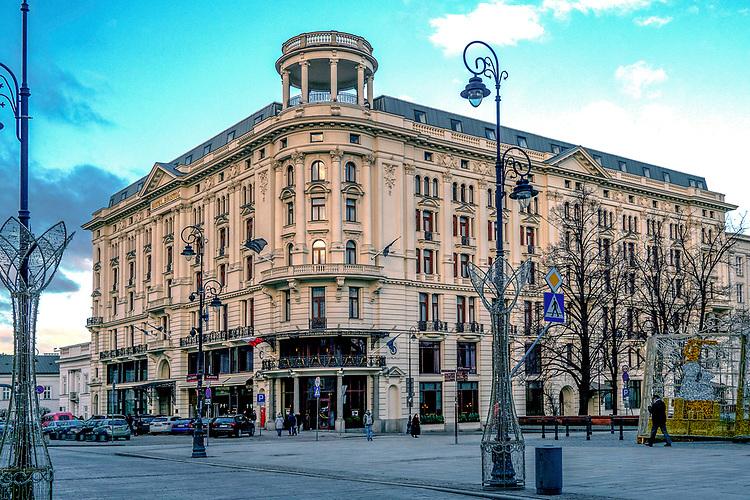 Hotel Bristol, Warszawa, Polska<br /> Hotel Bristol, Warsaw, Poland