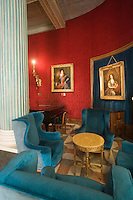 Europe/France/Provence-Alpes-Côte d'Azur/06/Alpes-Maritimes/Nice :  Hôtel: Le Négresco-Le Salon Louis XV ou  Le Salon Versailles