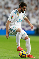 Real Madrid's Nacho Fernandez during La Liga match. November 5,2017. (ALTERPHOTOS/Acero)