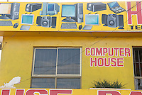 Second hand computer dealer/importer - Accra New Town.