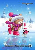Roger, CHRISTMAS ANIMALS, WEIHNACHTEN TIERE, NAVIDAD ANIMALES, paintings+++++,GBRMCX-0001,#xa#