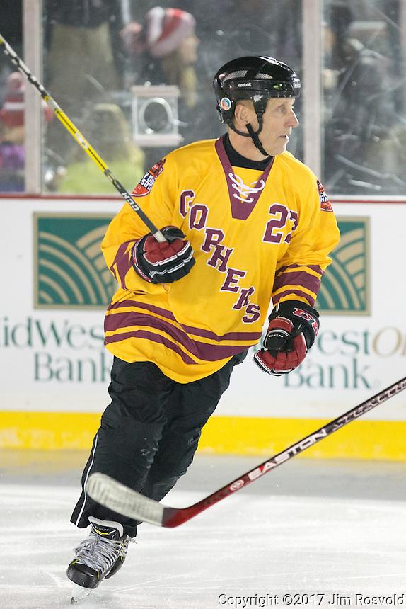 20 Jan 17: Friday Night at Hockey Day Minnesota
