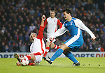 Michael Mols denied by Zurab Khizanishvili