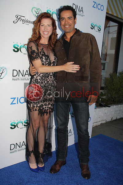 Dr. Noel Aguilar, Tanna Frederick<br />