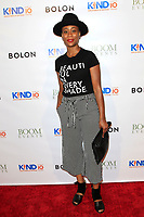 CLVER CITY - AUG 4: Zuri Adele at Kind Los Angeles: Coming Together for Children Alone at Bolon at Helms Design Center on August 4, 2018 in Culver City, CA