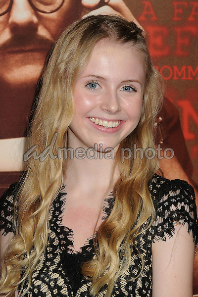 "27 October 2015 - Beverly Hills, California - Becca Nicole Preston. ""Trumbo"" Los Angeles Premiere held at the AMPAS Samuel Goldwyn Theater. Photo Credit: Byron Purvis/AdMedia"