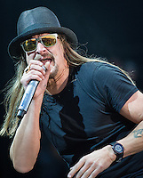 Kid Rock performs at Voodoo Fest 2013 in New Orleans, LA.